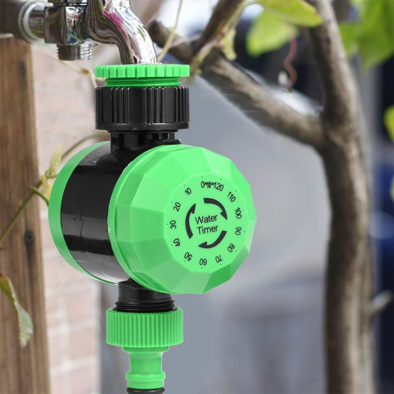 Toyfun Garden Water Timer Outdoor Garden Hose End Automatic Shut ...