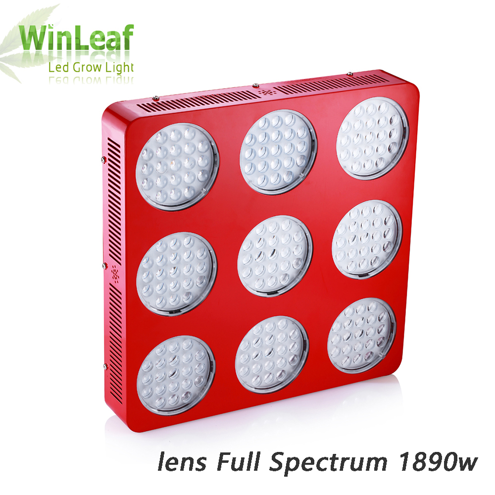 Plant Grow Lights Full Spectrum 1890W indoor Greenhouse Hydroponics Tent Plants BOX For Veg and Bloom LED Grow Light Lamp 2pcs full spectrum led grow light 400w grow lights indoor plant lamp for plants flower greenhouse grow box tent bloom ae