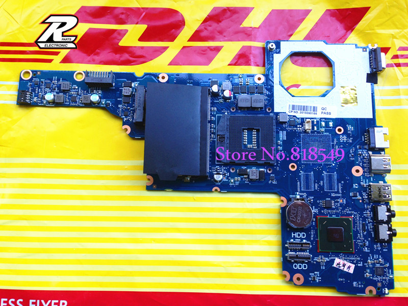 6050A2493101-MB-A02 For HP 450 1000 2000 System Motherboard Free shipping 685107-001 685107-501 685107-601