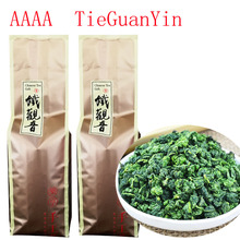 Китайский чай Улун Anxi Tie Guan Yin, натуральный органический зеленый чай Tieguanyin для похудения, забота о здоровье, CHENGXJ