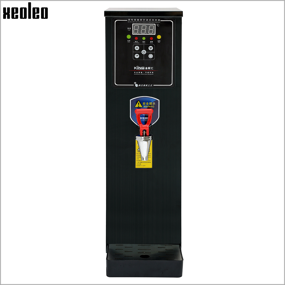 Xeoleo Commercial Hot Water dispenser 10L Water machine Stainless ...