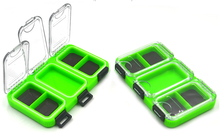 MNFT [2 Box in 1 Combo] 130g ABS Fishing Tackle Box Hooks Bait etc. Carp Fishing Accessories Tools Waterproof Box With Magnetic