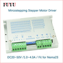 Free shipping m542 stepper motor driver for nema 17 nema 23 free shipping to usa usa original 3 axis wantai stepper motor driver dq542ma for 4 2a 50v 125microstep replacing m542