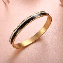 Stainless Steel Open Cuff Bangle / Bracelet