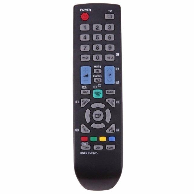 NEW Remote control for Samsung BN59 00942A BN5900942A For LE32B450C4W LE19C430 TV Fernbedienung