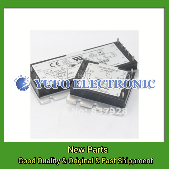 Free Shipping 1PCS  VI-J6L-CW power Module, DC-DC, new and original, offers YF0617 relay