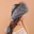 2016 Gorro De Pele Para Pele De Raposa Inverno das Mulheres Novo Estilo Lady Chapéus De Luxo Para Meninas Cap Quente