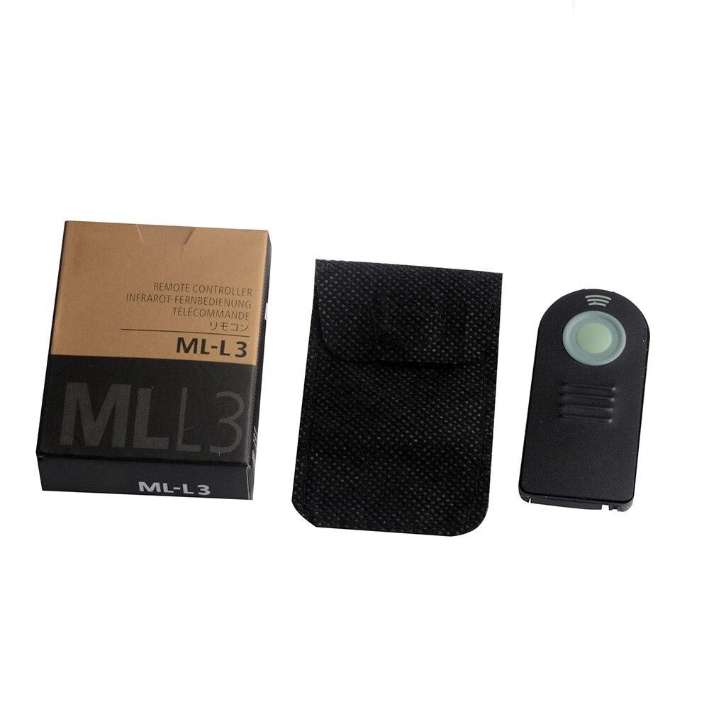 ML-L3 IR Wireless Remote Control For Nikon D80 D90 D300 D5100 D3000 D5100 D5200 D7100 D7000 J1 V1