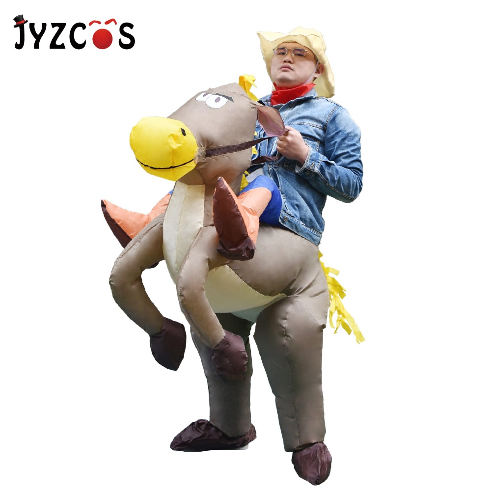 jyzcos-cowboy-ride-horse-inflatable-costumes-purim-halloween-costumes-for-woman-man-adult-kids-animal-cosplay-carnival-costume