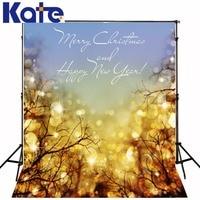 KATE Photo Background Christmas Backdrop Glitter Backdrop Background Photography Gold Tree Happy New Year Background Forstudio