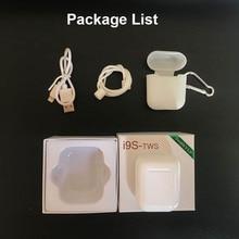 Популярный Спортивный стерео беспроводной Bluetooth 5,0 мини Tws i9s наушники для iPhone xiaomi play 2-3 hous