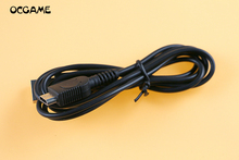 OCGAME USB Power Supply Charger Cable Para Game Boy Micro GBM Console 5 pçs/lote