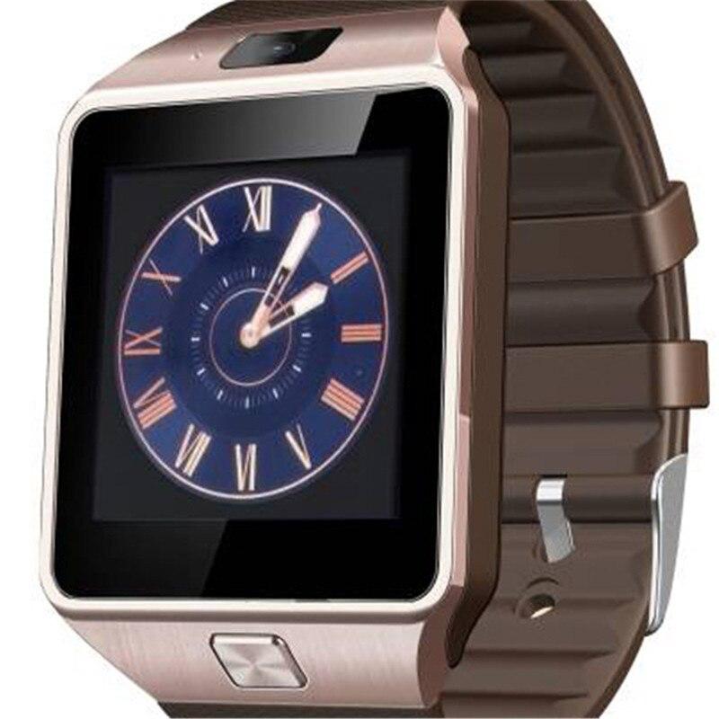 DZ09 Smart Watches For Women Men Bluetooth watch Mens ...