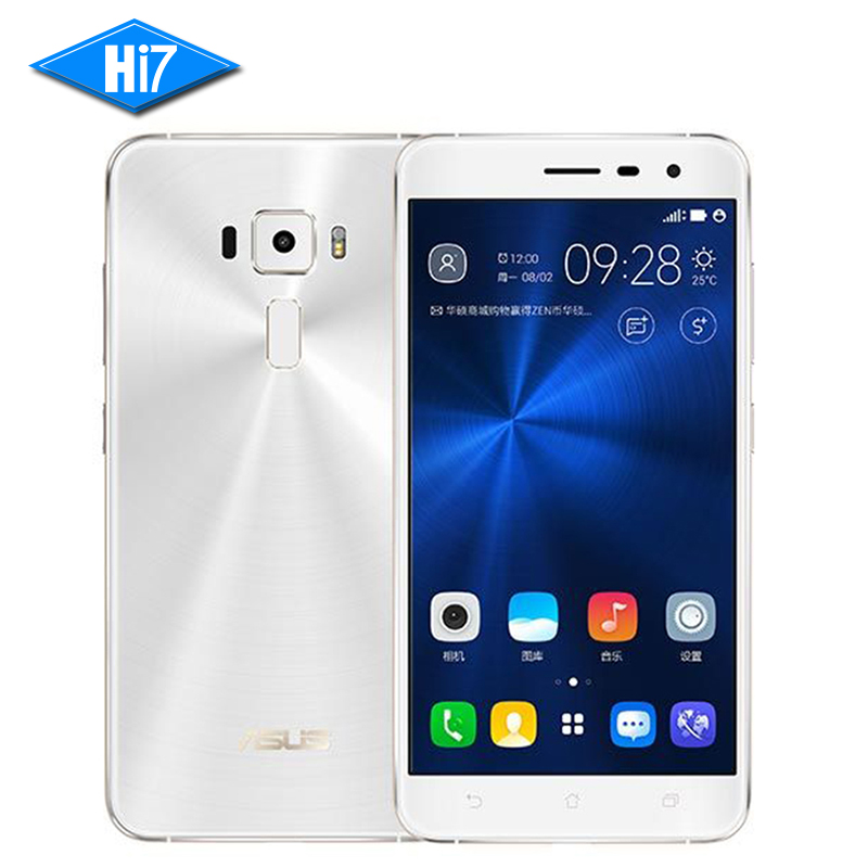 New Asus ZenFone 3 Theosophicial ZE552KL Octa Core 64G ROM 4G RAM Android 6 Qualcomm 2