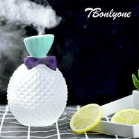 Tbonlyone 300Ml Perfume Bottle Humidifier Essential Oil For Home Spa Aroma Diffuser Aromatherapy Ultrasonic Usb Air