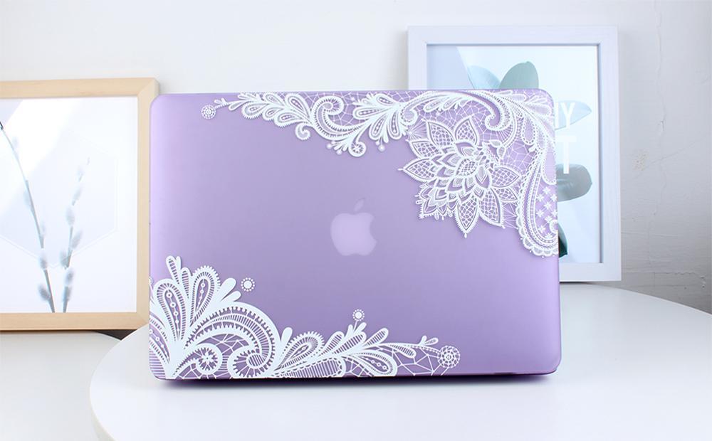 Batianda Rubberized Hard Cover Case for MacBook 65