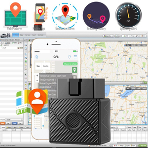 OBD II GPS Tracker Real Time C