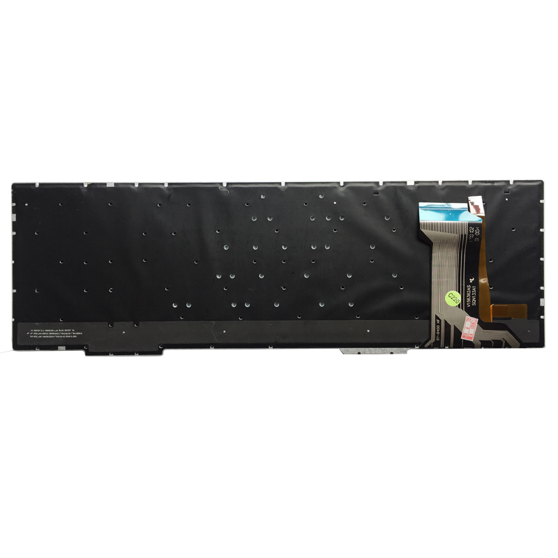 Image 4 - Russian Laptop Keyboard For ASUS GL553 GL553V GL553VW ZX553VD ZX53V ZX73 FX553VD FX53VD FX753VD FZ53V RU keyboard with backlit-in Replacement Keyboards from Computer & Office