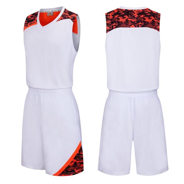 Customized basketball jerseys suits Men Women basketball uniforms Sports  clothes Youth cheap college basketball shorts shirts 91d9430326
