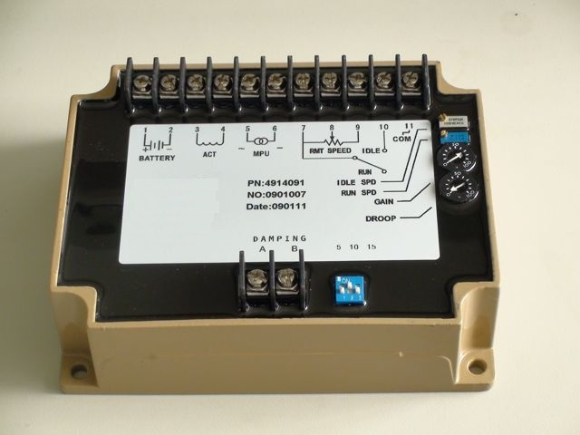 Speed Controller 4914091 for diesel engine Generator optical tweezers