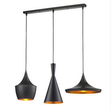 1Set ABC <font><b>Pendant</b></font> Lights Loft Lamp Instrument Nordic Hanglamp Restaurant Kitchen living room shop Bar Industrial Lighting