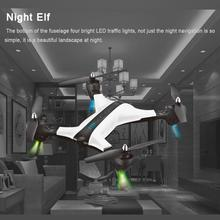 XY-017 Foldable 0.3 MP RC Quadcopter Drone Headless Mode Four Axis Aircraft Wifi Camera