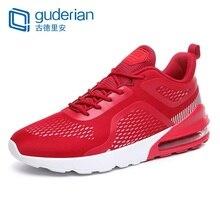 GUDERIAN Breathable Casual Man Shoes Krasovki Light Men Sneakers Comfortable Trainers Zapatillas De Hombre