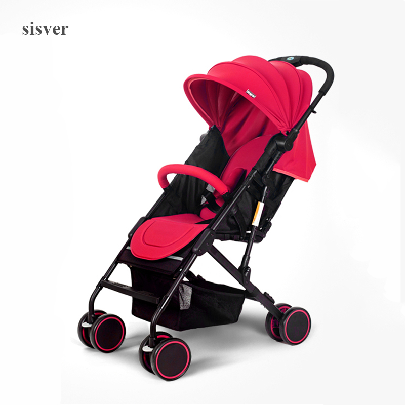 baby stroller umbrella light baby pram cart portable travel baby cart