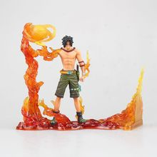 Portgas D Ace Fire VS Teach Blackbeard Marshall D. Teach Set 2pcs Set
