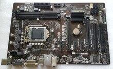 Идеально работают в исходном для Gigabyte GA-B75-DS3V 1155 DDR3 B75 материнская плата (альтернатива для ASRock H61 H81 PRO BTC)