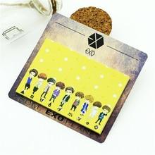 K-POP EXO Memo Sticky Notes