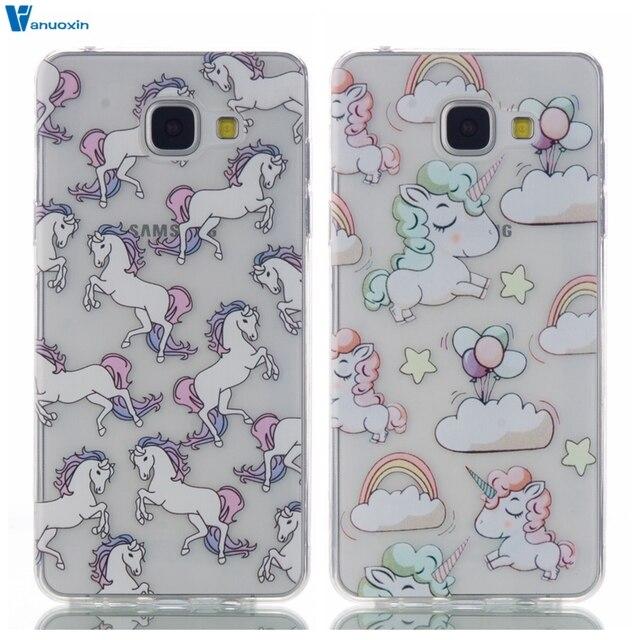carcasa unicornio samsung s7