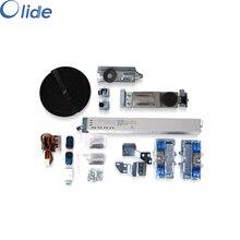 Olide Sliding Door Opener Motor , Controller , Belt Kit , Without Rail &Rack electric sliding door transmission belt 8meters