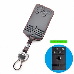 Image 4 - 2/3/4 Buttons Remote Card Key Leather Cover For Mazda 2 3 5 Premacy Miata 6 8 RX8 MX5 M8 CX 7 CX 9 Verisa MPV Protector Fob