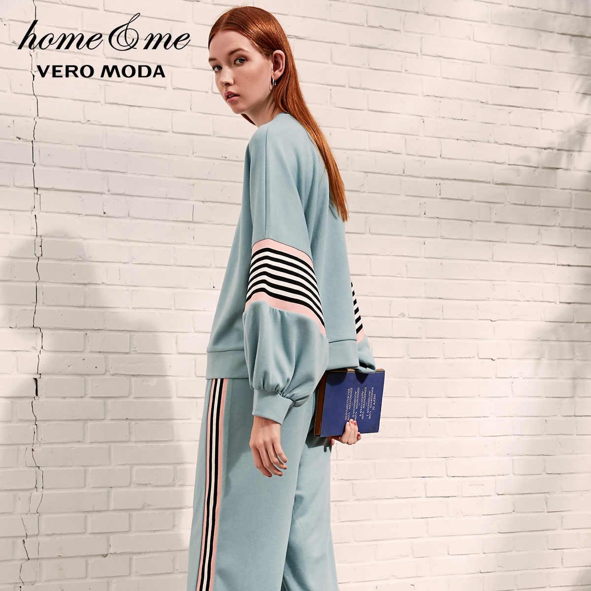 Vero Moda Women's Spring & Summer Long-sleeved Knitted Sweatshirt Hoodies Tops | 3184R3505