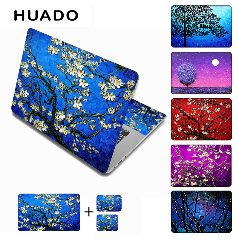 Notebook skin for 15 15.6 stickers color pattern stickers 131412protection film17 laptop decals for mac air 13/acer/hp/asus