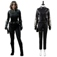 High Quality Agents of Shield S.H.I.E.L.D Quake Daisy Johnson Skay Outfit Cosplay Costume Free Shipping