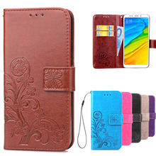 Flip-Cover-Case Xiaomi Redmi 5plus 5-Case Xiomi