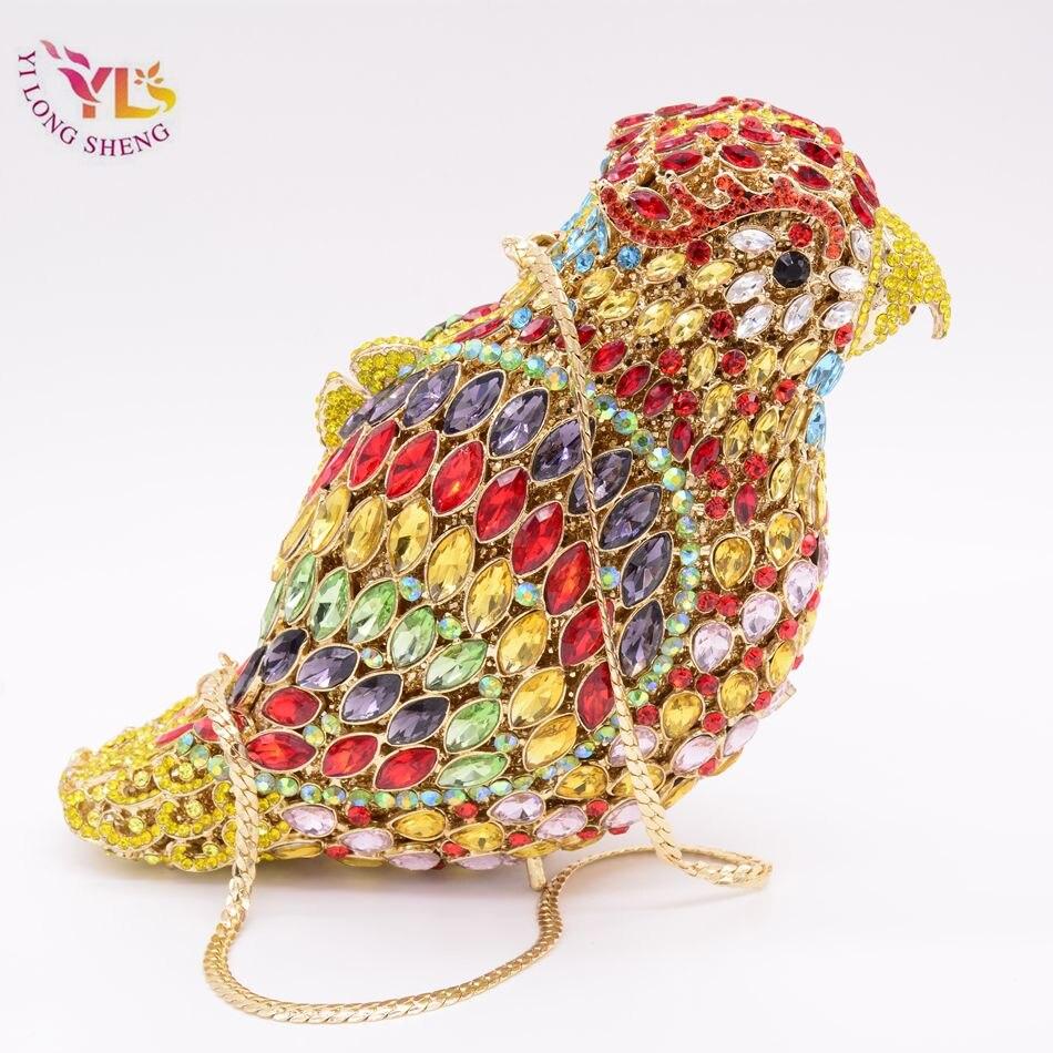 Vintage Women Handbag Clutch Fashion Wholesale Bird Rhinestone Clutches And Purses Weddding Bridal Purse YLS-A25Vintage Women Handbag Clutch Fashion Wholesale Bird Rhinestone Clutches And Purses Weddding Bridal Purse YLS-A25