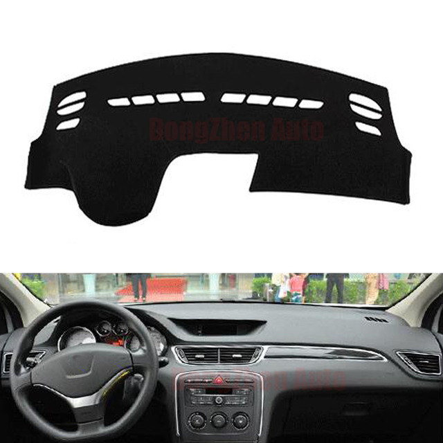 Dongzhen Fit For Peugeot 308 Car Dashboard Mats Avoid Lamp Pad ...