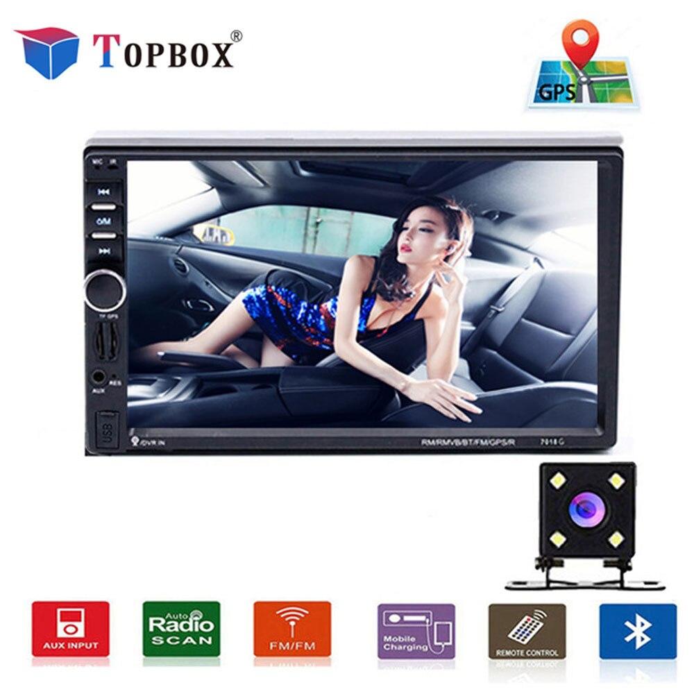 Topbox autoradio HD 7