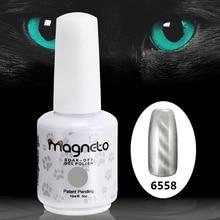 12pcs DHL free shipping Magneto nail gel 15ml Cat's eyes gel nail polish