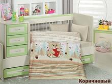 Комплект постельного белья для новорожденных ALTINBASAK, AYICIK