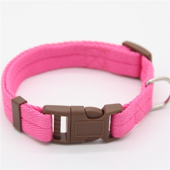 Dadugo Pet dog collar nylon adjustable clip buckle dog collars head collars size S/M/L/XL puppy large dropshipping