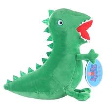 Peluche dinosaure et mme Peppa Pig, famille George papa 30 Cm, jouets originaux, cadeaux de noël pour enfants