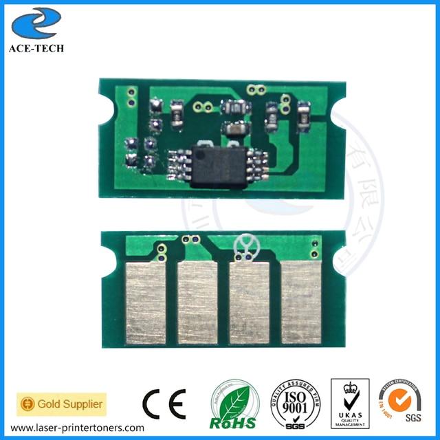 6.4 K Uyumlu toner çip için Ricoh SP3500/XE lazer yazıcı kartuşu OEM 406990