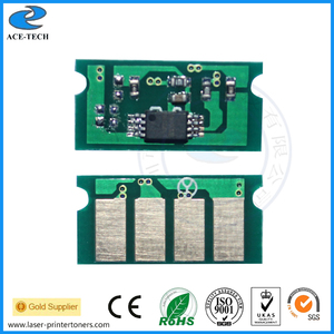 Image 1 - 6.4K Compatible toner chip for Ricoh SP3500/XE laser printer cartridge OEM 406990
