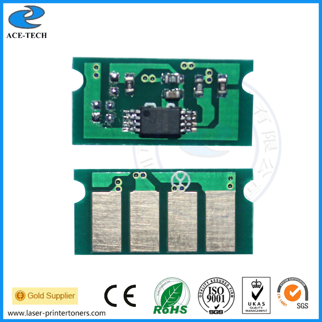 6.4K Compatible toner chip for Ricoh SP3500/XE laser printer cartridge OEM 406990