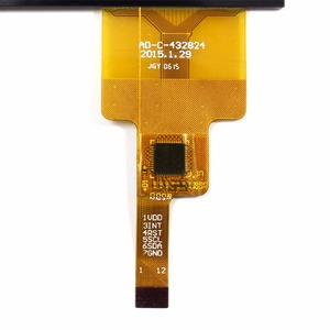 """Image 3 - 4.3"""" Capacitive Touch Panel 105.8mmx67.5mm For 480x272 AT043TN24 Multi Tocuh"""