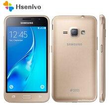 J120 Смартфон Samsung Galaxy J1 (2016) sm-j120 8 ГБ ROM '1gb ОЗУ LTE Android j102f Мобильный Сотовые телефоны Оригинальный 5mp 4 г sm-j120